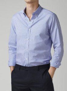 αγγλικό oxford πουκάμισο
