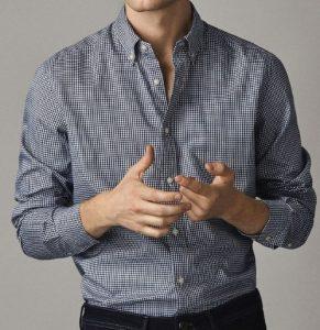 καρό πουκάμισο ανδρικό
