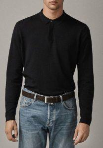 ανδρικό πουλόβερ πόλο