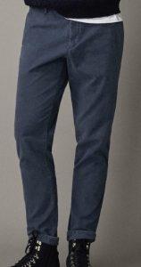 ανδρικό βελουτέ παντελόνι