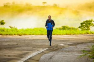 antras kanei jogging
