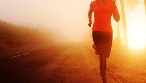 running person