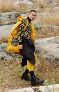 kitrino antriko outfit