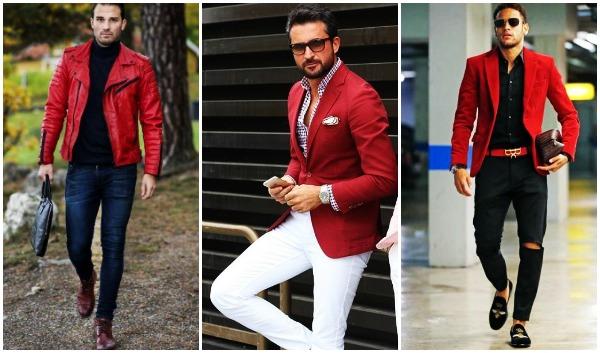 f1fc2ac8f75 Πως ένας άντρας να φορέσει τα κόκκινα ρούχα με στυλ! | The-Man.gr