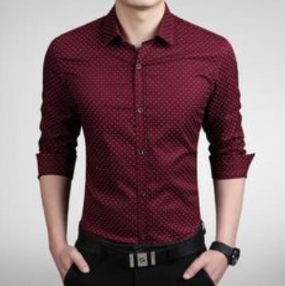 8a38a845b179 Δεν είναι όλα τα κόκκινα αντρικά πουκάμισα ίδια. Ανάλογα την απόχρωση του  κόκκινου τα πουκάμισα δίνουν εντελώς διαφορετικό στυλ. Το καρό αντρικό  πουκάμισο ...