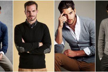 Πως να φορέσεις το αγαπημένο σου πουκάμισο με πουλόβερ ή μπλούζα! 746a92c98ef