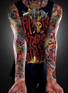 manikia tattoo
