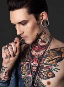 sterno laimos tatouaz