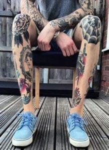 tattoos sta podia