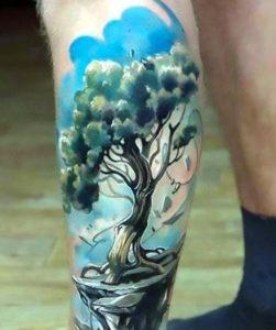 dentro tattoo