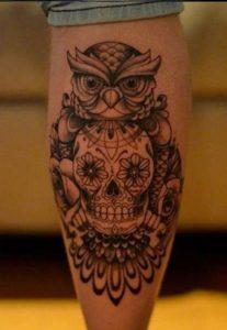 koukouvagia tattoo
