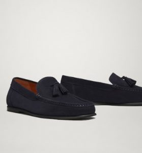 mple skoura loafers