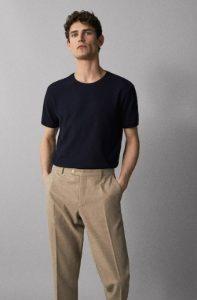 navy blue tshirt