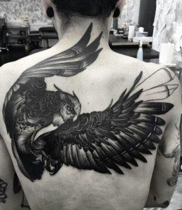 aetos tattoo