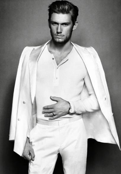 ντύσιμο λευκό