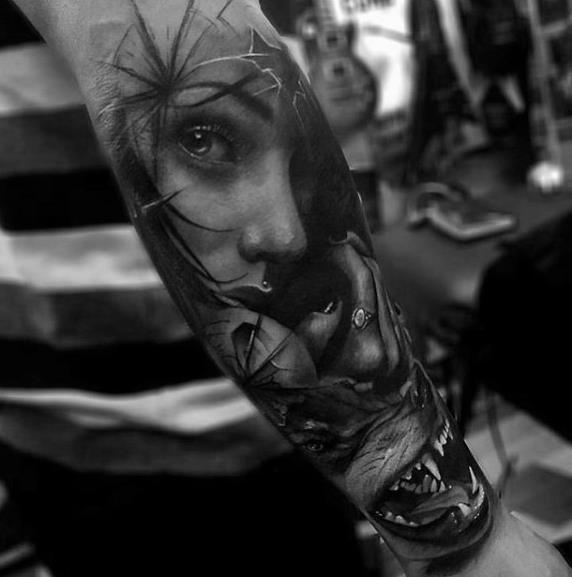 antriko tatouaz