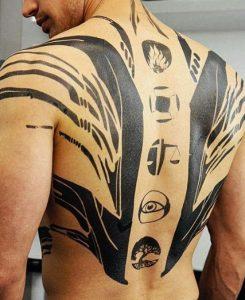 divergent tatouaz