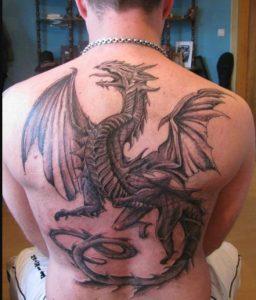 drakos tattoo