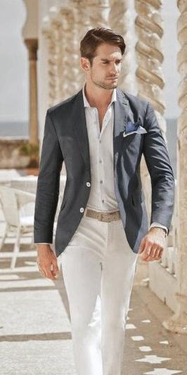 καλοκαιρινό κοστούμι