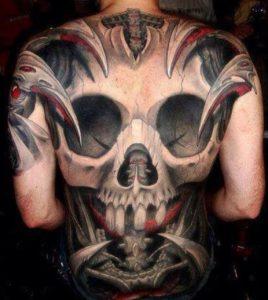 nekrokefali tatouaz