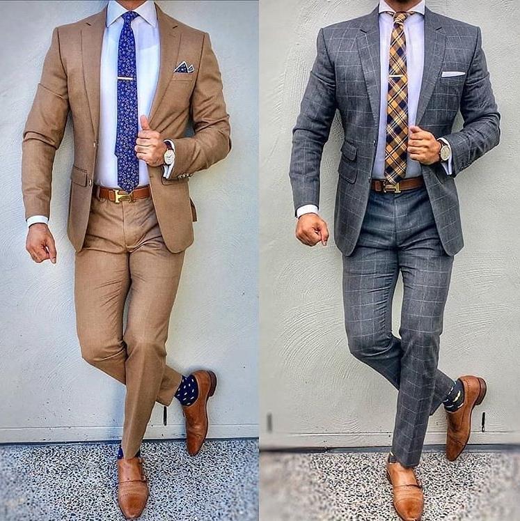 σωστός συνδυασμός ρούχα με γραβάτα