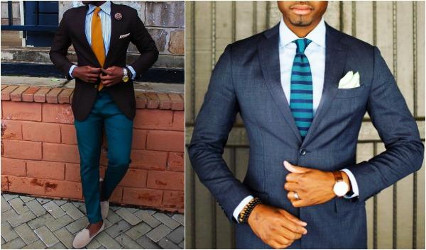 Πως να φορέσεις ανδρικά κοστούμια στυλ