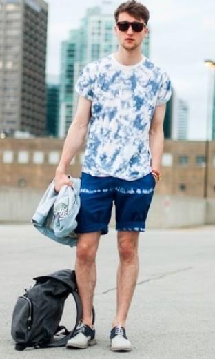 08a9b9e7b1c Ιδέες για Μοντέρνο Ανδρικό Ντύσιμο με Βερμούδα! | The-Man.gr
