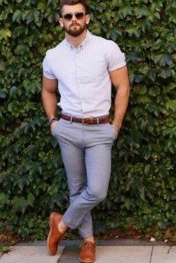casual outfit για γάμο το καλοκαίρι