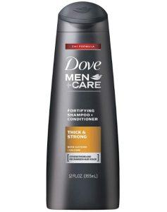 μαλακτική μαλλιών άντρες