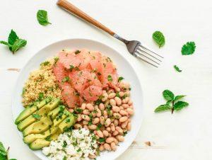 γεύμα πρωτεΐνης