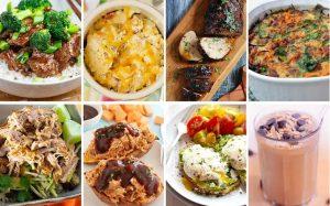 γεύματα πρωτεΐνης