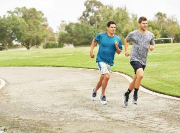 άντρες τρέξιμο