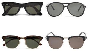 αντρικά γυαλιά ηλίου