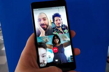 ομαδική βίντεο κλήση whatsapp