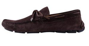 αντρικά παπούτσια καφέ παντοφλέ