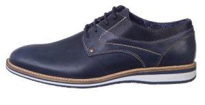 αντρικά παπούτσια μπλε