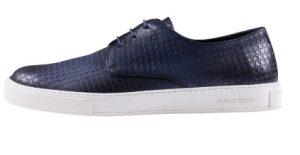 αντρικά παπούτσια μπλε κυψέλες