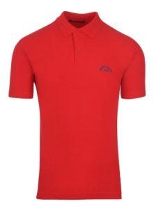 αντρικό μπλουζάκι πόλο κόκκινο