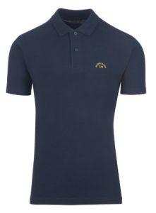 αντρικό μπλουζάκι πόλο ναυτικό μπλε
