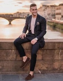 καλοκαιρινό outfit suit