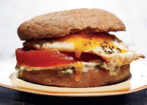 υγιεινό σάντουιτς