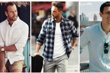 αντρικά πουκάμισα που πρέπει να έχει ένας άντρας στην ντουλάπα του