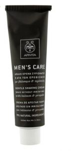 apivita mens care κρέμα για το αντρικό ξύριμσα