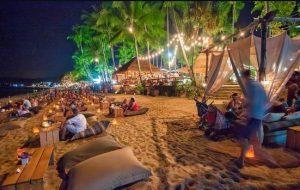 beach bar βράδυ-φλερτ