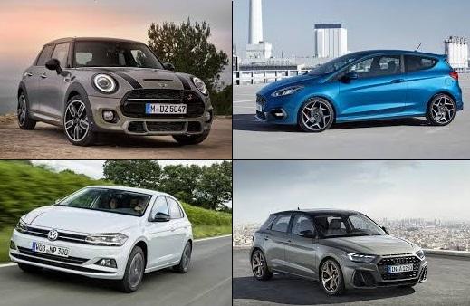 τα 10 καλύτερα μικρά αυτοκίνητα για να αγοράσεις το 2019