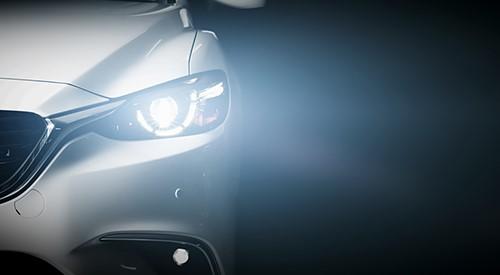 έλεγχος φώτων αυτοκινήτου