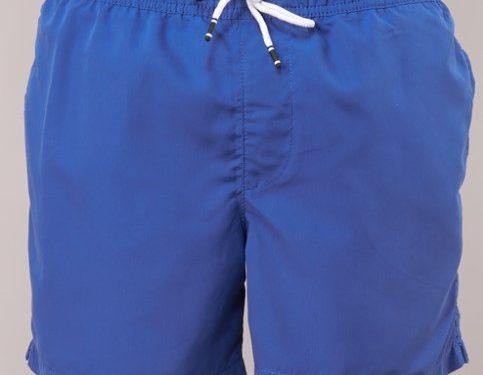 Jack & Jones ανδρικό μαγιό μπλε στενή γραμμή