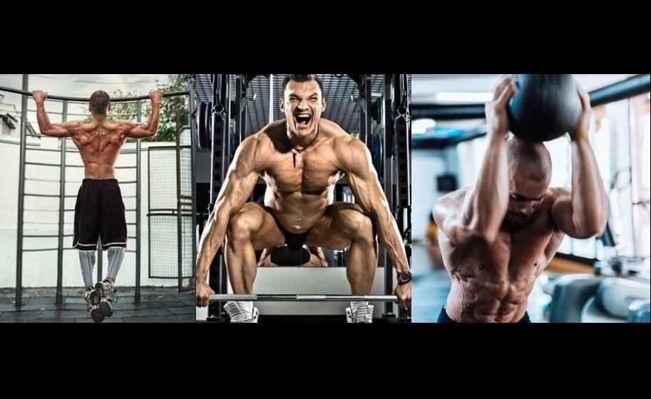 καλύτερες ασκήσεις για άνδρες