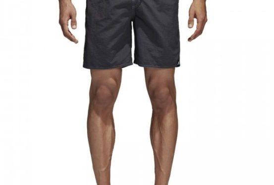 adidas ανδρικό κοντό μαύρο ανδρικό μαγιό