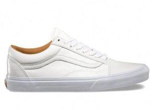 vans λευκά sneakers